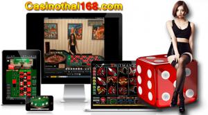 แนวโน้มการติดเล่นคาสิโนออนไลน์ (Trend for casino online playing addiction)