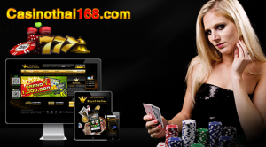 ทางเลือกใหม่ในการเล่นเกมพนันออนไลน์ของคนไทย (New choice to play online gambling game for Thai gamblers)