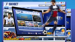 Sbobet รายใหญ่ที่สุดของวงการพนันบอลออนไลน์ไทย (The Biggest Thai SBOBET soccer online gambling society)