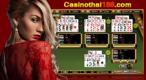 เทคนิคพนันไพ่ 13 ใบออนไลน์หรือไพ่สามกองออนไลน์ (13 cards or samgong cards online gambling tip)