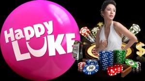 เล่นคาสิโนออนไลน์อันดับหนึ่งต้องเลือก HappyLuke (Play No.1 casino online must choose HappyLuke)